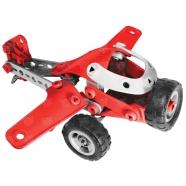 Meccano Легкомоторный самолёт (4 модели) Бишкек и Ош купить в магазине игрушек LEMUR.KG доставка по всему Кыргызстану