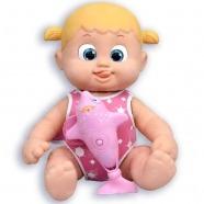 Bouncin' Babies Кукла 35 см, плавающая с дельфином Бишкек и Ош купить в магазине игрушек LEMUR.KG доставка по всему Кыргызстану