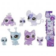 Игровой набор Littlest Pet Shop '7 цветочных петов' Бишкек и Ош купить в магазине игрушек LEMUR.KG доставка по всему Кыргызстану