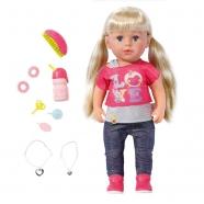 Baby Born Кукла Сестричка, 43 см Бишкек и Ош купить в магазине игрушек LEMUR.KG доставка по всему Кыргызстану