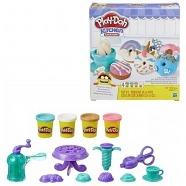 Игровой набор Play-Doh 'Выпечка и пончики' Бишкек и Ош купить в магазине игрушек LEMUR.KG доставка по всему Кыргызстану