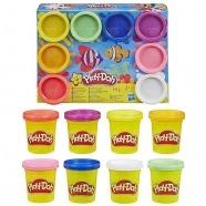 Игровой набор Play-Doh 8 цветов Бишкек и Ош купить в магазине игрушек LEMUR.KG доставка по всему Кыргызстану