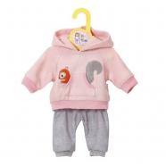 Baby Born Одежда для кукол высотой 38-46 см, розовая Бишкек и Ош купить в магазине игрушек LEMUR.KG доставка по всему Кыргызстану