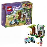 LEGO: Джунгли: Мотоцикл скорой помощи Бишкек и Ош купить в магазине игрушек LEMUR.KG доставка по всему Кыргызстану