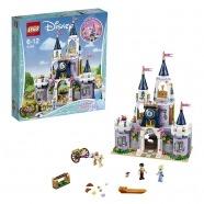 LEGO: Дисней Волшебный замок Золушки Бишкек и Ош купить в магазине игрушек LEMUR.KG доставка по всему Кыргызстану