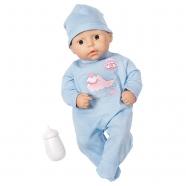 Baby Annabell Кукла-мальчик с бутылочкой, 36 см Бишкек и Ош купить в магазине игрушек LEMUR.KG доставка по всему Кыргызстану
