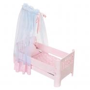 Baby Annabell Кроватка 'Спокойной ночи' Бишкек и Ош купить в магазине игрушек LEMUR.KG доставка по всему Кыргызстану