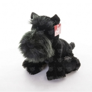 Мягкая игрушка Aurora Скотч-терьер 30 см Бишкек и Ош купить в магазине игрушек LEMUR.KG доставка по всему Кыргызстану