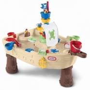 Игровой стол Пиратский корабль Бишкек и Ош купить в магазине игрушек LEMUR.KG доставка по всему Кыргызстану