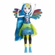 Интерактивная кукла My Little Pony Девочки Эквестрии Бишкек и Ош купить в магазине игрушек LEMUR.KG доставка по всему Кыргызстану