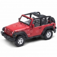 Welly модель машины 1:31 Jeep Wrangler Rubicon Бишкек и Ош купить в магазине игрушек LEMUR.KG доставка по всему Кыргызстану