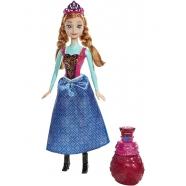 Кукла Анна в платье меняющем цвет 'Холодное Сердце' Бишкек и Ош купить в магазине игрушек LEMUR.KG доставка по всему Кыргызстану