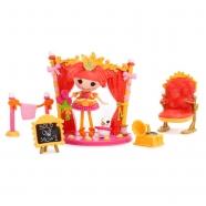 Кукла Lalaloopsy Mini Интерьер, Балетная школа Бишкек и Ош купить в магазине игрушек LEMUR.KG доставка по всему Кыргызстану
