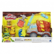 Игровой Play-Doh 'Задорный цементовоз Вова' Бишкек и Ош купить в магазине игрушек LEMUR.KG доставка по всему Кыргызстану