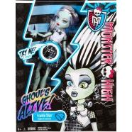 Monster High Фрэнки Штейн 'Она Живая!' Бишкек и Ош купить в магазине игрушек LEMUR.KG доставка по всему Кыргызстану