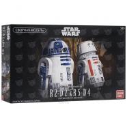 Сборная модель дроидов R2-D2 и R5-D4 'Звездные войны', 1:12 Бишкек и Ош купить в магазине игрушек LEMUR.KG доставка по всему Кыргызстану