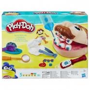 Игровой Play-Doh 'Мистер Зубастик' Бишкек и Ош купить в магазине игрушек LEMUR.KG доставка по всему Кыргызстану