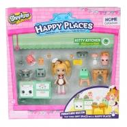 Игровой 'Shopkins 'Happy Places' Кухня Китти Бишкек и Ош купить в магазине игрушек LEMUR.KG доставка по всему Кыргызстану