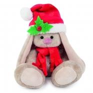 Мягкая игрушка Зайка Ми в красном колпачке и шарфе (малыш) Бишкек и Ош купить в магазине игрушек LEMUR.KG доставка по всему Кыргызстану