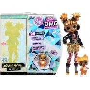 L.O.L. Surprise! O.M.G. из серии 'Зимний отдых' Missy Meow Бишкек и Ош купить в магазине игрушек LEMUR.KG доставка по всему Кыргызстану