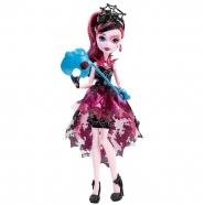 Monster High Дракулаура из серии 'Добро пожаловать в Школу Монстров' Бишкек и Ош купить в магазине игрушек LEMUR.KG доставка по всему Кыргызстану