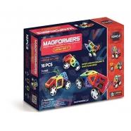 Магнитный конструктор Magformers 16 'Wow Set' Бишкек и Ош купить в магазине игрушек LEMUR.KG доставка по всему Кыргызстану