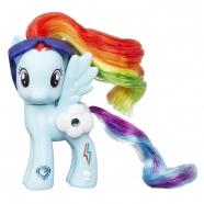 My Little Pony Рэйнбоу Дэш с волшебными картинками Бишкек и Ош купить в магазине игрушек LEMUR.KG доставка по всему Кыргызстану