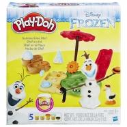 Игровой Play-Doh 'Холодное сердце. Летние приключение Олафа' Бишкек и Ош купить в магазине игрушек LEMUR.KG доставка по всему Кыргызстану
