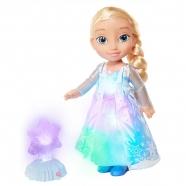 Кукла Эльза Северное сияние 'Холодное сердце', функциональная Бишкек и Ош купить в магазине игрушек LEMUR.KG доставка по всему Кыргызстану