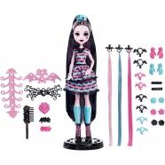 Monster High Игровой Дракулаура - 'Создай прическу' Бишкек и Ош купить в магазине игрушек LEMUR.KG доставка по всему Кыргызстану