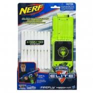 Обойма со светящимися Nerf N-Strike 'Элит' Бишкек и Ош купить в магазине игрушек LEMUR.KG доставка по всему Кыргызстану