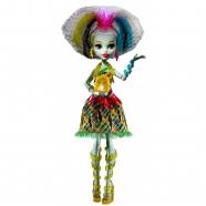 Monster High Фрэнки Штейн из серии 'Электризованные' Бишкек и Ош купить в магазине игрушек LEMUR.KG доставка по всему Кыргызстану