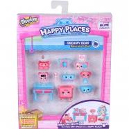 Игровой Shopkins Мишки для спальни из серии 'Happy Places' Бишкек и Ош купить в магазине игрушек LEMUR.KG доставка по всему Кыргызстану