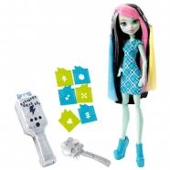 Monster High Фрэнки Штейн 'Высоковольтные волосы' Бишкек и Ош купить в магазине игрушек LEMUR.KG доставка по всему Кыргызстану
