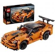 LEGO: Chevrolet Corvette ZR1 Бишкек и Ош купить в магазине игрушек LEMUR.KG доставка по всему Кыргызстану