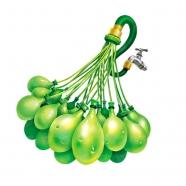 Набор Bunch O Balloons Набор с оружием-насосом 100 шаров Бишкек и Ош купить в магазине игрушек LEMUR.KG доставка по всему Кыргызстану