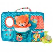 Мягкая игрушка Playskool 'Первые плюшевые друзья' Бишкек и Ош купить в магазине игрушек LEMUR.KG доставка по всему Кыргызстану