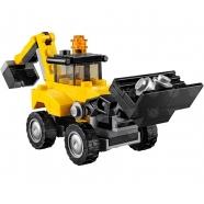 LEGO: Строительная техника Бишкек и Ош купить в магазине игрушек LEMUR.KG доставка по всему Кыргызстану