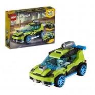 LEGO: Суперскоростной раллийный автомобиль Бишкек и Ош купить в магазине игрушек LEMUR.KG доставка по всему Кыргызстану