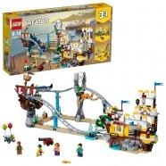LEGO: Аттракцион Пиратские горки Бишкек и Ош купить в магазине игрушек LEMUR.KG доставка по всему Кыргызстану