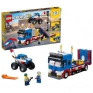 LEGO: Мобильное шоу Бишкек и Ош купить в магазине игрушек LEMUR.KG доставка по всему Кыргызстану