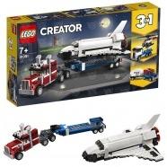 LEGO: Транспортировщик шаттлов Бишкек и Ош купить в магазине игрушек LEMUR.KG доставка по всему Кыргызстану