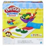 Игровой 'Приготовь и нарежь на дольки' Play-Doh Бишкек и Ош купить в магазине игрушек LEMUR.KG доставка по всему Кыргызстану