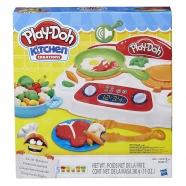 Игровой 'Кухонная плита' Play-Doh (звук) Бишкек и Ош купить в магазине игрушек LEMUR.KG доставка по всему Кыргызстану