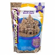 Кинетический песок Kinetic Sand коричневый (вес - 1.36 кг.) Бишкек и Ош купить в магазине игрушек LEMUR.KG доставка по всему Кыргызстану