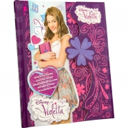 Личный дневник Виолетты с магнитным замком Бишкек и Ош купить в магазине игрушек LEMUR.KG доставка по всему Кыргызстану
