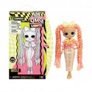 Кукла L.O.L. Surprise! O.M.G. Дейзл Dazzle Светится в темноте Бишкек и Ош купить в магазине игрушек LEMUR.KG доставка по всему Кыргызстану