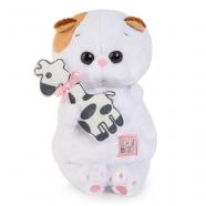 Мягкая игрушка Кошечка Ли-Ли Baby с жирафиком Бишкек и Ош купить в магазине игрушек LEMUR.KG доставка по всему Кыргызстану
