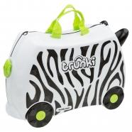 Детский чемодан на колесах 'Зебра Зимба' Trunki Бишкек и Ош купить в магазине игрушек LEMUR.KG доставка по всему Кыргызстану