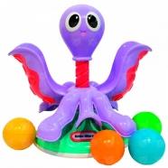 Развивающая Вращающийся осьминог Бишкек и Ош купить в магазине игрушек LEMUR.KG доставка по всему Кыргызстану